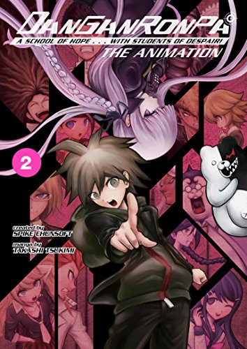 Danganronpa: The Animation Volume 2 (English Edition)