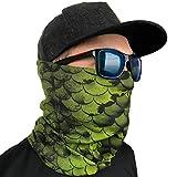 GOT Sports Fishing Face Mask Gaiter - Breathable Sun Mask, Camo Neck Gaiter, Scarf, Dust Mask, Balaclava, Bandana - Multifunctional, Breathable, Sun Protection (Largemouth Bass)