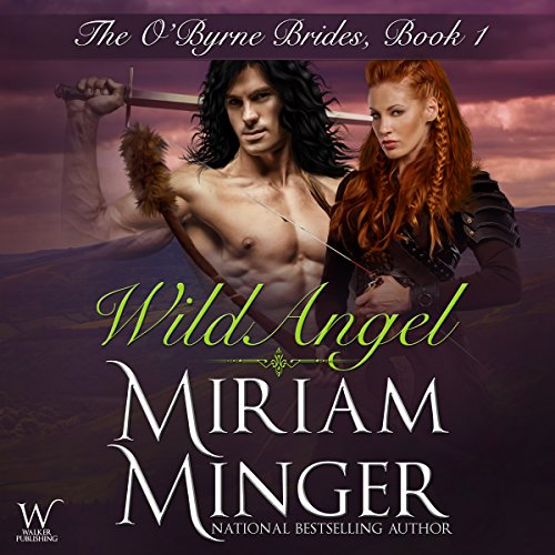 Wild Angel audiobook cover art