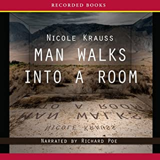 Man Walks Into a Room audiobook cover art