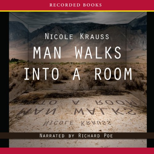 Man Walks Into a Room audiobook cover art