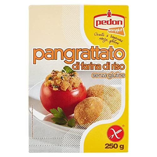 Pedon Pangrattatodi Farina di Riso, senza Glutine, 250g