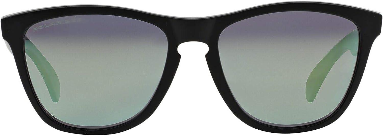 Oakley Noir (Matte Black/Emerald Polarized)