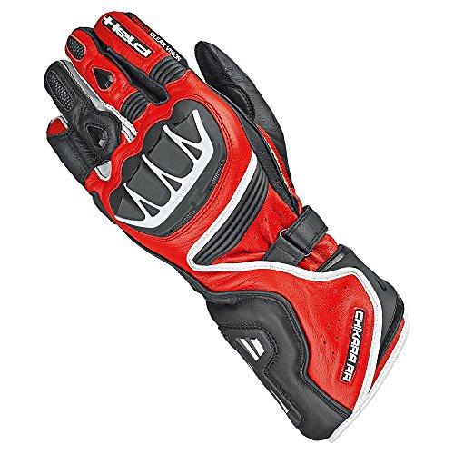 Held Chikara RR Handschuhe Schwarz/Rot 9