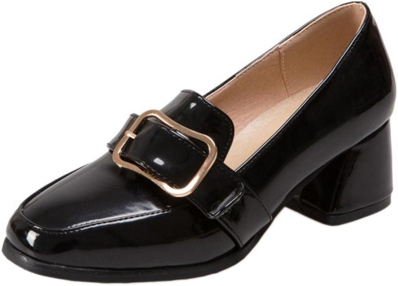 AicciAizzi Women Fashion Heels Pumps Extra Size