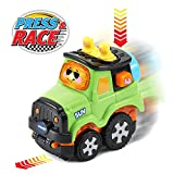 VTech Go! Go! Smart Wheels Press and Race SUV