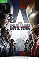 Level 3: Marvel's Captain America: Civil War Book & MP3 Pack: Industrial Ecology (Pearson English Graded Readers)