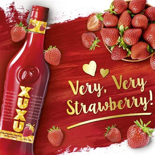Xuxu – Erdbeerlikör - 2