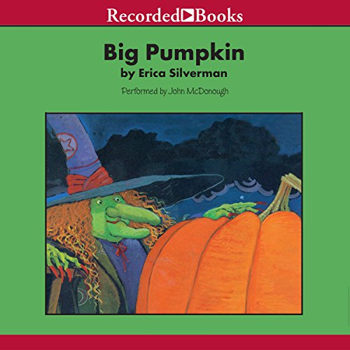 Big Pumpkin audiobook cover art
