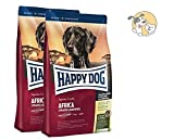 Happy Dog Supreme Sensible Africa 2 x 12,5kg