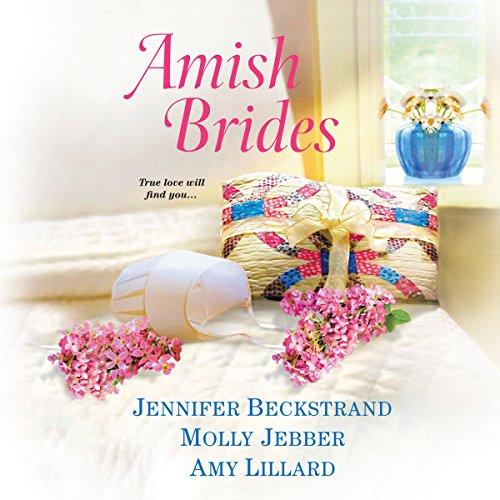 Amish Brides audiobook cover art