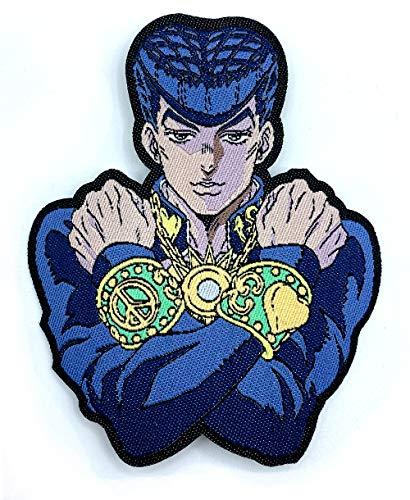 Arms Crossed Josuke - Jojo's Bizarre Adventure Iron On Patch