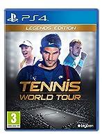 Tennis World Tour - Legends Edition (PS4) (輸入版)