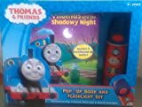 Thomas and Friends: Thomas and the Shadowy Night: Pop-Up Book and Flashlight Set