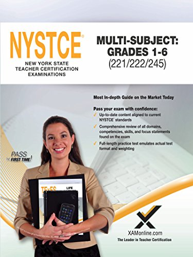2017 Nystce Multi Subject Teachers Of Childhood Grades 1 6 221 222 245