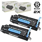 LD Compatible Toner Cartridge Replacement for Canon 106 0264B001AA (Black, 2-Pack)