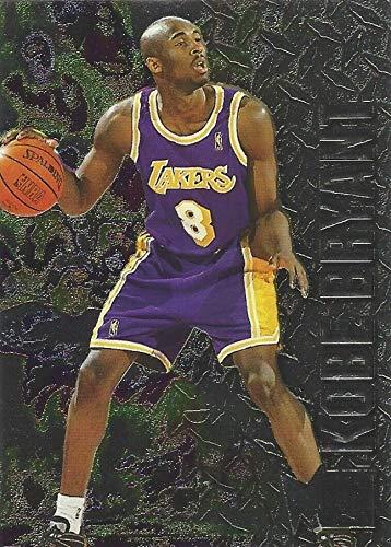 1996-97 Fleer Metal - Kobe Bryant - Los Angeles Lakers Basketball Rookie Card RC #181
