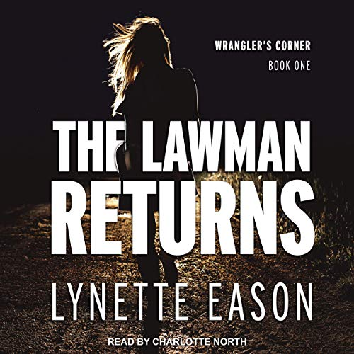 The Lawman Returns audiobook cover art