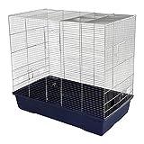 Kerbl Cage pour Oiseau Rose 80 x 45 x 75 cm