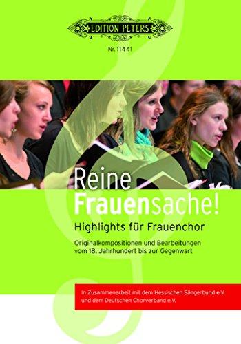 Reine Frauensache - Klavier/Orgel-Begleitung