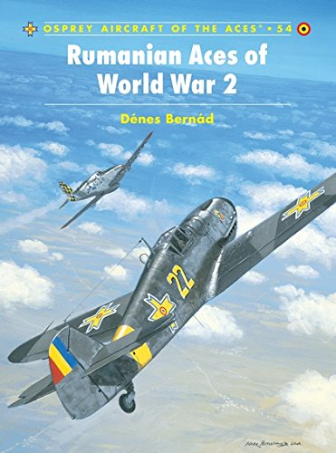 Rumanian Aces of World War 2: No. 54