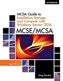 MCSA Guide to Installation, Storage, and Compute with MicrosoftWindows Server 2016, Exam 70-740 (Networking)