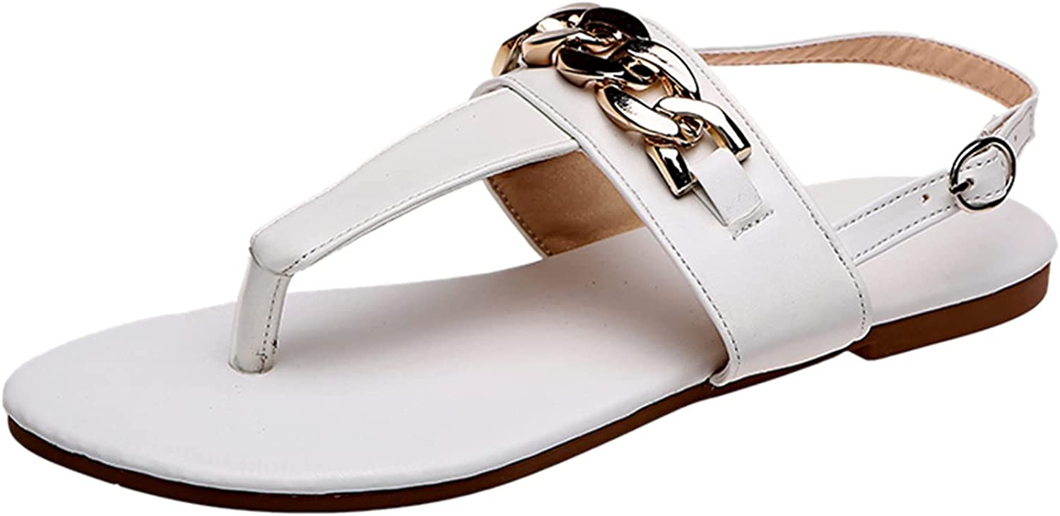 Fashion Women's Casual Shoes Bling Breathable Flats Slip-on Round Toe Sandals