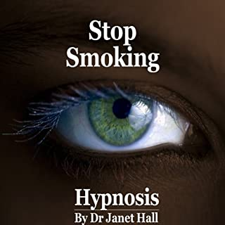 Stop Smoking (Hypnosis) audiobook cover art