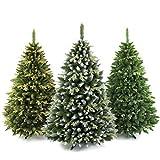 AmeliaHome 07898 180 cm Künstlicher Weihnachtsbaum PVC Tannenbaum...