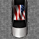 Sign Factory R53 American Flag Roof Wrap - Decal...