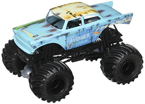 Hot Wheels Monster Jam Rächer (Mattel)