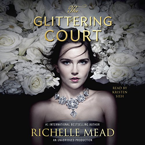 The Glittering Court: The Glittering Court, Book 1 cover art
