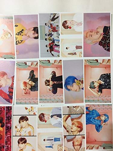 30ピース BTS Map of The Soul: Personaアルバム ロモ カードセット 写真ポストカード Bangtan Boys Photo Card