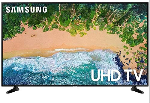Samsung Smart TV 55' 4K UHD UN55NU6950FXZA (Renewed)