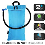 FREEMOVE Cooler Bag Protective Sleeve for 2L or 3L Hydration Water Bladder | Keeps Water Cool & Protects The Bladder | Lightweight & Water Resistant | Bladder is NOT Included