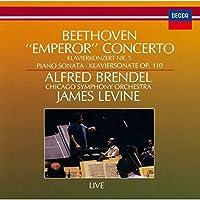 ベートーヴェン:ピアノ協奏曲第5番「皇帝」、ピアノ・ソナタ第31番