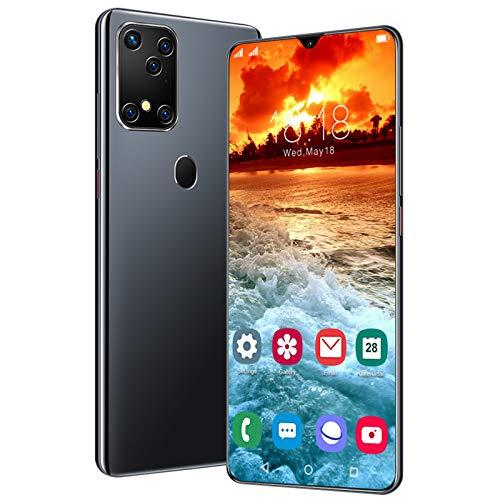 """Lenove Teléfono Móvil Libres 5G, S20Plus - Smartphone de 7.0\"""" FHD+ (1440 * 3040P) - (12 GB RAM, 512 GB ROM, cámara de 24 MP, MTK799 10-Core, bateria de 4800 mAh) Face ID - Negro"""