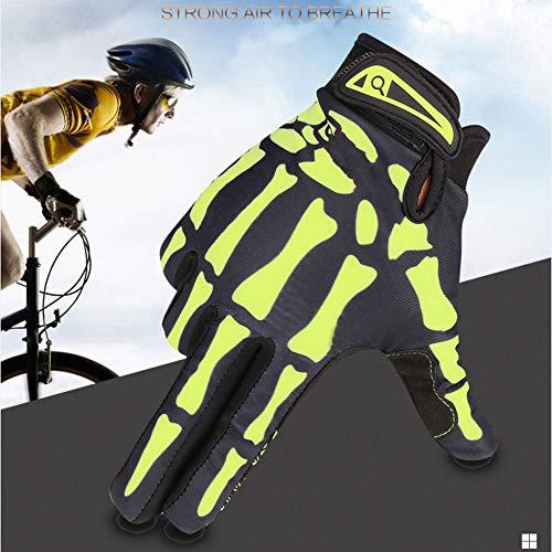 GIFT Dedo Completo Guantes De Motocicleta Ciclismo Esquí De Invierno Guantes De...