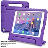 Cooper Dynamo [Rugged Kids Case] Protective Case for iPad 5th, iPad 6th Generation