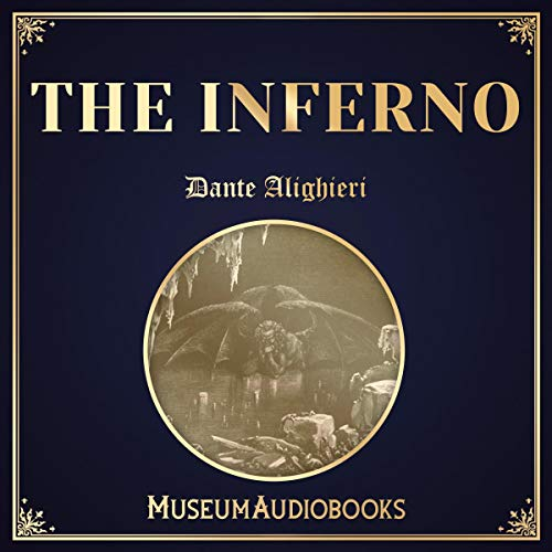 The Inferno audiobook cover art