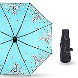 Sunscreen Windproof Women Umbrella Beach Umbrellas Rain Women Sun Waterproof Small Super Mini