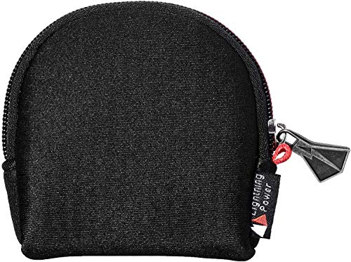 Camera Filters Case Bags for Round Filters Up to 62mm,Water-Resistant Lycra Design Lens Filter Pouch (Small)