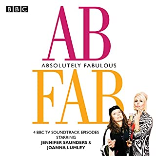 Absolutely Fabulous cover art