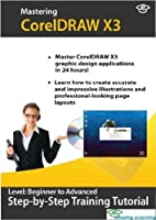CorelDRAW X3 Training Course Level 1 and 2 by Amazing eLearning [並行輸入品]