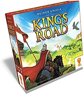 Grail Games King's Road Game Board Games