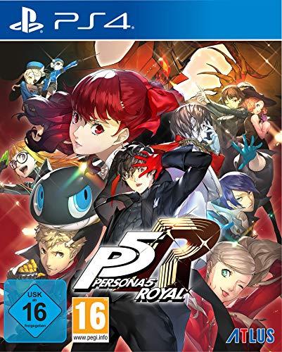 Persona 5 Royal (PlayStation 4) [Importación alemana]