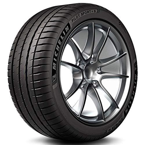 MICHELIN Pilot Sport 4 S Performance Radial Tire-255/35ZR19/XL 96Y