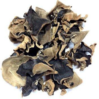 黒きくらげ - 九州産 国産 低カロリー食品 (500g)