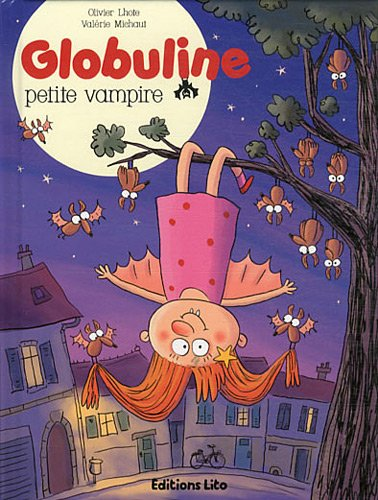 Globuline : Petite Vampire - Dès 7 ans