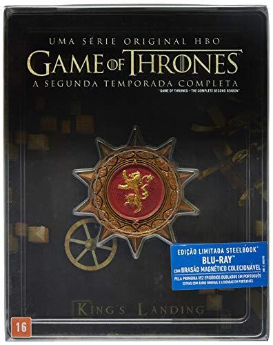 Game Of Thrones 2A Temp Steelbook [Blu-ray]